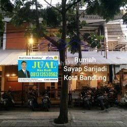 Rumah Di Sayap Sarijadi Kota Bandung.