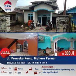 Rumah Jalan Pramuka, Pontianak Barat - Kalimantan Barat