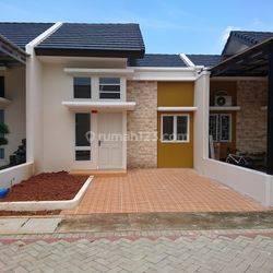 Rumah baru di perumahan Kota Sutera, Tangerang