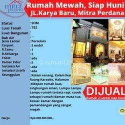 Rumah Mewah JL. Mitra Perdana