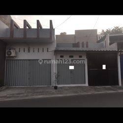 Rumah Strategis Pinggir Jalan.H.Murtadho Plumpang Semper Jakarta Utara