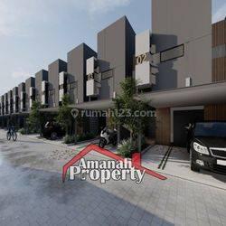 Fresh Project Di Bambu Apus Cipayung Jakarta Timur Dekat Tol Design Premium