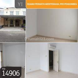 Rumah Permata Mediterania, Cluster Amethyst, Pos Pengumben, Jakarta Selatan, 7x15m, 2 Lt, SHM
