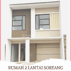 Rumah 2Lantai di ALFATHU PANYIRAPAN Model Minimalis Luas Lengkap dengan PROMO DP RINGAN