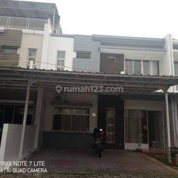 Rumah Cluster Atlanta Puri Mansion Jakarta Barat