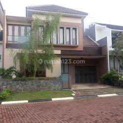 Rumah 4 KT di Kebayoran Residence Bintaro Sektor 7