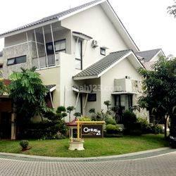 Rumah Hook di Cluster Kebayoran Villas Bintaro Jaya 7