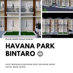 Rumah Bintaro, Rumah Impian, Havana Park Bintaro