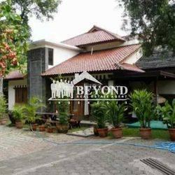 Rumah luas dan nyaman cocok untuk keluarga besar harga pas