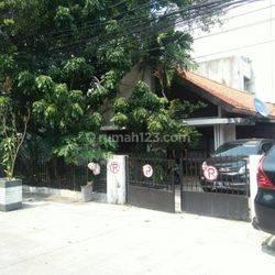 Rumah Lama Hitung Tanah Luas, Jakarta Pusat