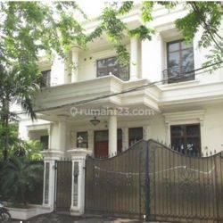 Rumah di Jl. Wijaya Karta, Kuningan Barat, Mampang Prapatan