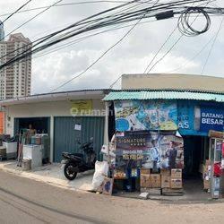 rumah petakan dan kios daerah palmerah jakarta barat