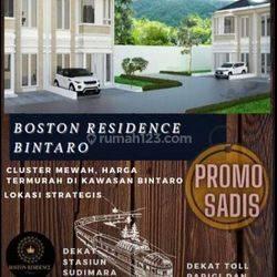 MILIKI HUNIAN DI BOSTON RESIDENCE BINTARO GOOD INVEST | ANTI BANJIR | TOLL | STASIUN K.A | DEKAT JAKARTA | TANGERANG SELATAN