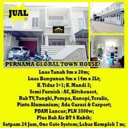 Rumah Global Town House, Pontianak, Kalimantan Barat