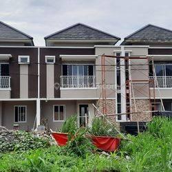 Rumah murah di Cinangka - Pondok Cabe, 2 lantai, ready stock,harga 700 jutaan