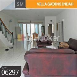 Rumah Villa Gading Indah Kelapa Gading, Jakarta Utara