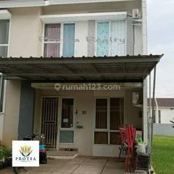 Rumah 3 kamar di Paradise Serpong City