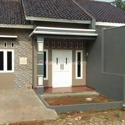Rumah baru siap huni free pagar canopi di kubah emas limo Depok