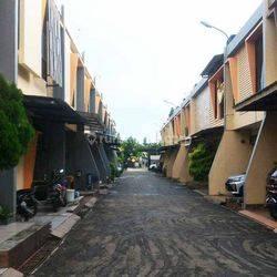 New Listing 2 Unit Townhouse Full Furnish di Komplek Eschool Residence,Demang Lebar Daun Palembang