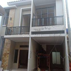 Rumah baru cluster best akses area ragunan