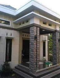 Rumah Minimalis Siap Huni di bukit duri, jakarta selatan
