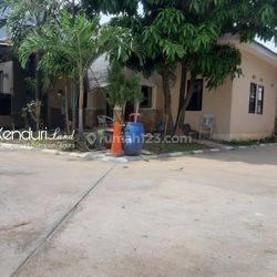 Hunian dalam perumahan besar di pinggir jalan raya best akses area kelapa dua