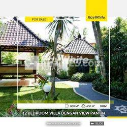 Villa with Beach View in Pantai Balian Selemadeg Tabanan. Bali