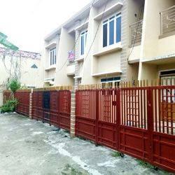 New Listing 2 Unit Townhouse Siap Huni di Belakang KFC Demang Palembang