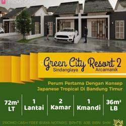 TERBARU dan Termurah,Green City Resort 2 Bandung
