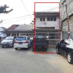 Rumah Jl. Kopral Umar Said Samping Hotel Red Planet Palembang
