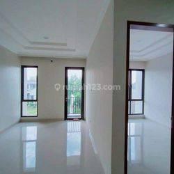Rumah murah di Cinangka nempel Pondok Cabe, baru, 2 lantai, harga 700 jutaan.