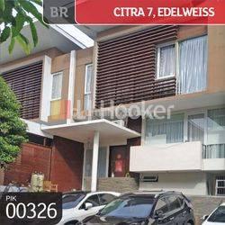 Rumah Citra 7 Cluster Edelweiss Kalideres, Jakarta Barat