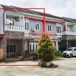 Rumah Full Furnish di Komp. Villa Jasmine Rawasari jl. R. Soekamto Palembang