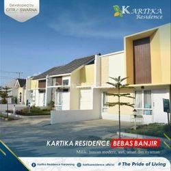 Perumahan Cluster kartika residence type Ayana 30/72 di karawang