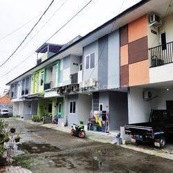 Rumah Murah 2 Lantai Cluster Town House