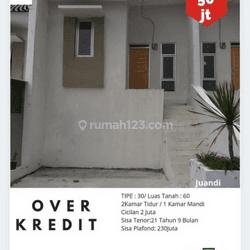 TURUH HARGA!! Rumah VIEW OVERKREDIT MURAH BANGET 50JT Nego, TANPA BI CHECKING SHM Di Soreang dkt Tol Soroja, Kopo Katapang Bandung