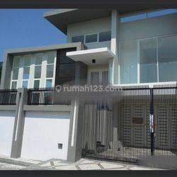 rumah baru di Manyar Indah, perumahan Manyar, Surabaya Timur