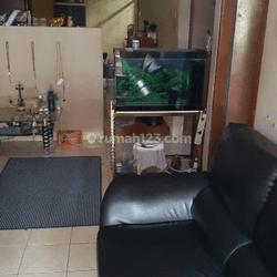 rumah murah luas tanah gede lingkungan Cluster bebas banjir di graha raya bintaro