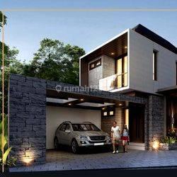 Rumah Modern Minimalis Sunrise Residence Surya Mutiara Kedoya Utara Kebon Jeruk Jakarta Barat