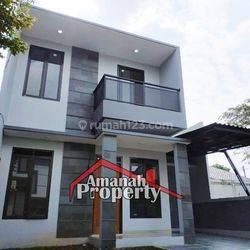 Rumah di Rangkapan Jaya Minimalis Dekat Toll Desari Sawangan