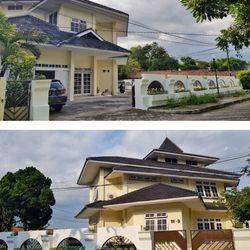 Rumah Hook Nyaman di Perumahan Exclusive MBS, Condongcatur