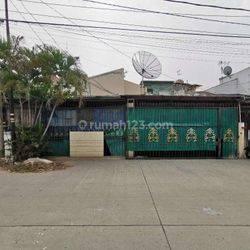 Rumah Di Jalan Boulevard Daan Mogot Estate Nego sampe jadi(DM02)