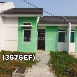 (3676EF) Rumah Citra Maja Raya Murah
