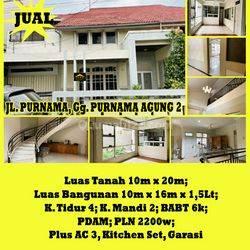 Rumah Purnama, Gg. Purnama Agung 2, Pontianak, Kalimantan Barat