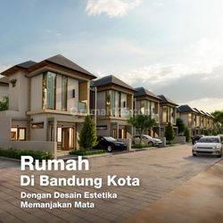 Rumah Di Padasuka, Dekat P.HH Mustofa Kota Bandung