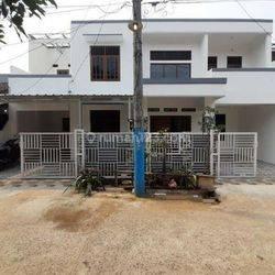 Rumah Gandeng Baru Renovasi Di Perum Mandala, Jalan Rtm, Tugu, Depok