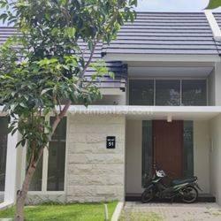 Rumah Baru Minimalis Type Vicenza Deluxe Di North West Citraland Surabaya