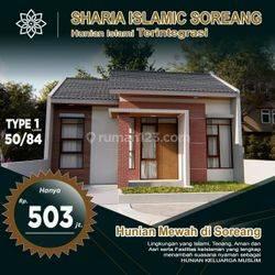 Rumah syariah di Bandung , Dekat objek wisata ciwidey kota bandung