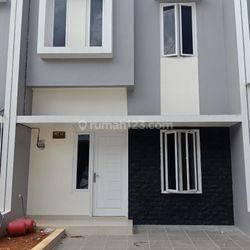 Perumahan 2 Lantai Bintaro, 5 Menit ST. Jurang Mangu