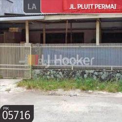 Rumah Jl. Pluit Permai Penjaringan, Jakarta Utara